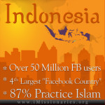 infographic about indonesia
